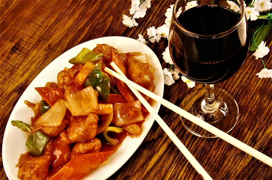 Do you love Chinese food? So does Daniel!