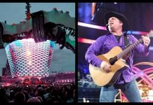 Licence granted for three Garth Brooks concerts in Ireland.