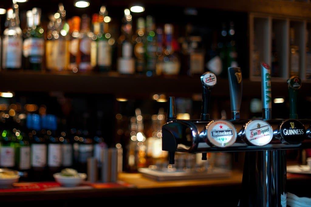You can enjoy a pint indoors soon.