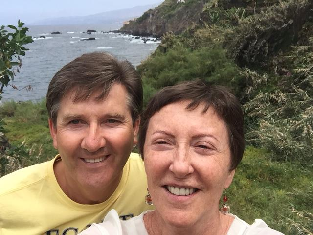 One of the things you might have in common with Daniel O'Donnell is the love of Tenerife.