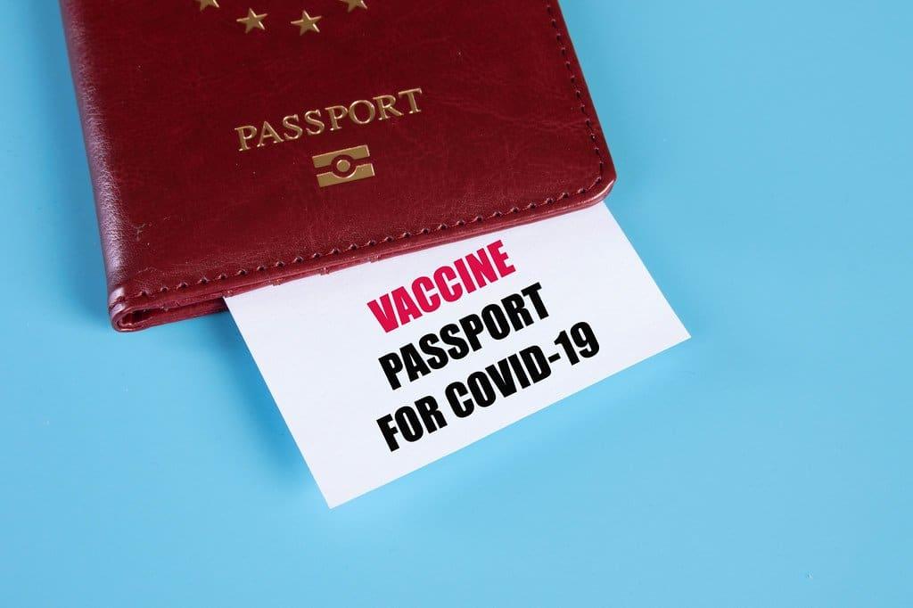 Pre-order your Vaccine Passport now.
